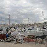 Яхты в старом порту