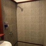 shower standard room