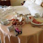 colazione in camera