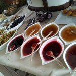 Syrups and Olives