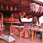 Bedouin handicrafts