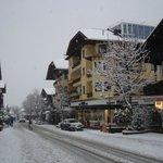 Ski Bus Stop