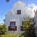 Cape Dutch gables
