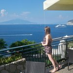 Sorrento's coast line