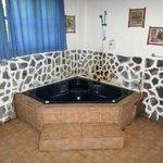 Jacuzzi baño