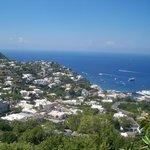View from Capri