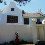 More Cape Dutch arcitecture