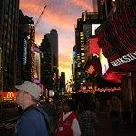 Colori su Times Square