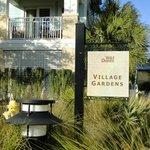 Village Gardens units - very nice !