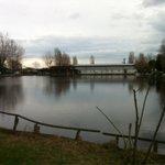 La vista lago...