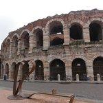 Coliseo Arena Verona - Lo tienes a 50 metros