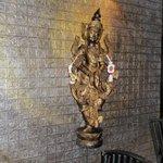 Kinnaree decoration