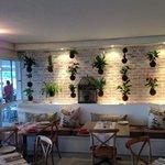 a cosy interior @ Il Localino in Bryanston