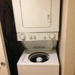 washer and dryer each suit