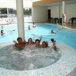 jacuzzy indoor pool