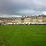 Royal Crescent.