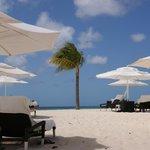 heerlijk rustig strand