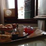 colazione ca del pozzo