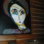 Nice wall paintings