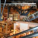 First Floor Gift Shop Area