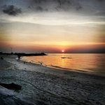 Sunset at K.Maafushi