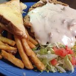 Best Chicken Fried steak around!