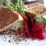 sandwich mmm ;)