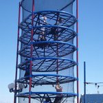 Spider Mountain---Crazy climbing fun for kids