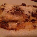 Simple yet delicious lasagna