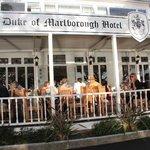 Duke of Marlborough restaurant
