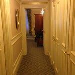 Corridor of Deluxe Room