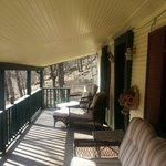 Buchman Cottage porch