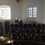 The prison chapel