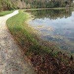 Parkland trails