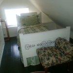 Buchman Cottage loft