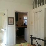 Buchman Cottage wc and kitchen
