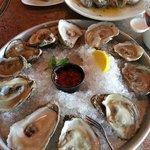 Happy Hour Oysters at Mahi Mah's