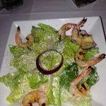 SEÑOR Shrimp Caesar Salad
