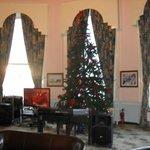 This is the tree in the Empress Suite bar