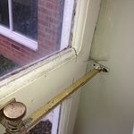 Mouldy Right Hand Window