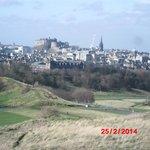 Coach trip to Edinburgh