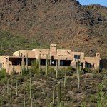 The Blue Agave Bed and Breakfast.