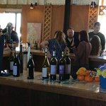 Harwood's In-the-Winery Tasting Room