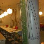 Sala de snacks
