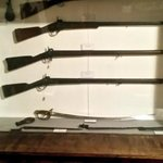 Civil War era rifles