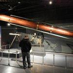 Telescope exhibit
