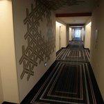 Hallway. Nice update.