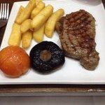 Juicey steak