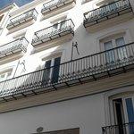 Vista esterna dell' hotel