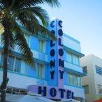 Art Deco Hotel - great location